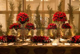 mesa-de-jantar-de-casamento-vermelha