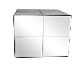Cubo BOLO ESPELHO 0,92CX0,90LX0,85H